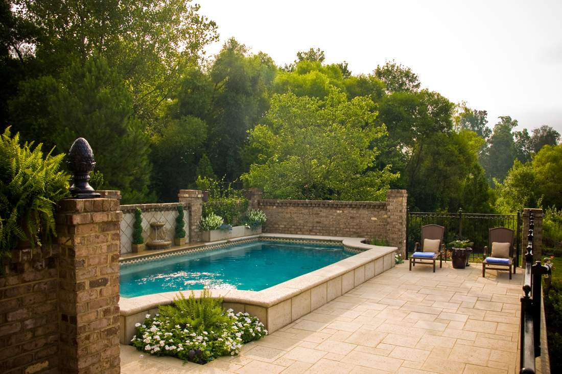 Enhance Your Inground Pool Landscaping