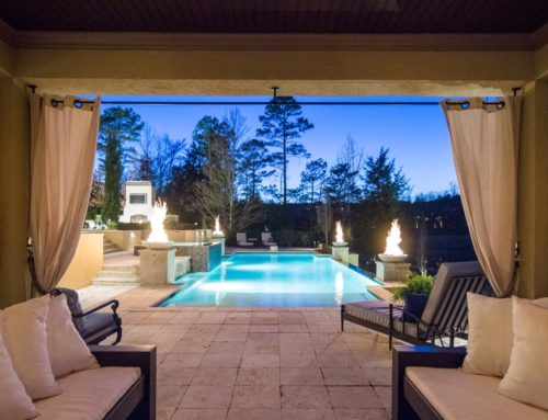 6 STEPS TO YOUR BEST OUTDOOR LIVING AREA