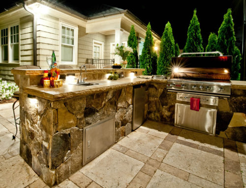 Designing an Outdoor Kitchen