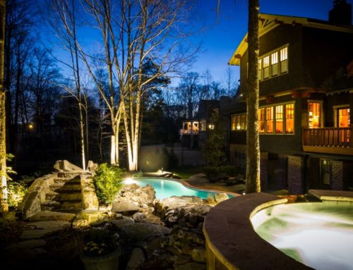 Brighten Up Your Holidays with Landscape Lighting