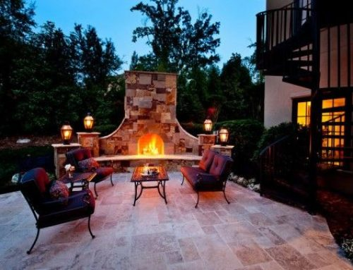 The Best Things About Owning an Outdoor Fireplace