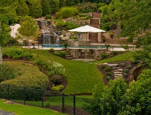 Elements of Landscaping Around Your Inground Pool