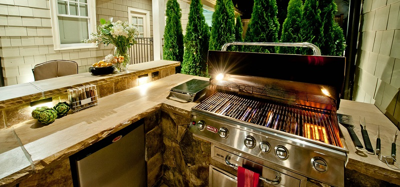 Incredible Outdoor Kitchens Charlotte Fireplace Design Coogans Download Free Architecture Designs Scobabritishbridgeorg