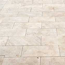 Hardscaping with Travertine
