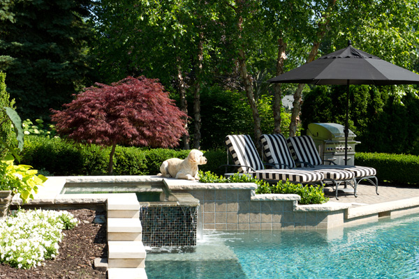 Inground Pool Landscaping