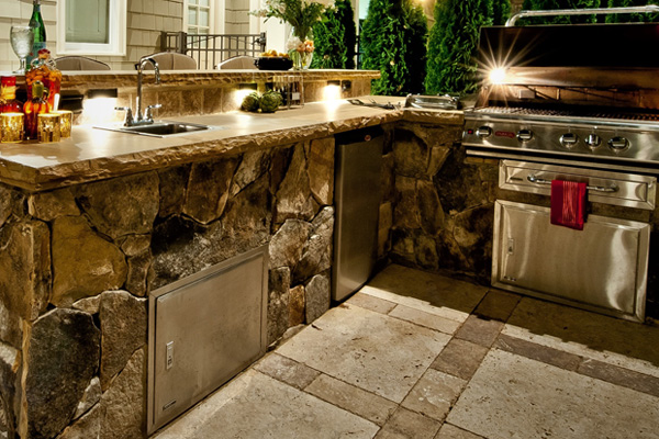 Fort Mill SC Outdoor Kitchens