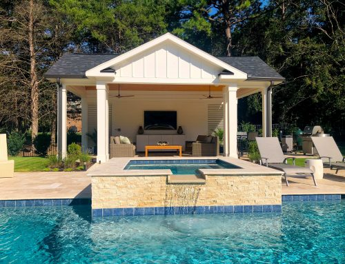 3 Gorgeous Pool House Designs