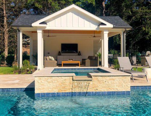 3 Gorgeous Pool House Designs