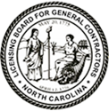 North Carolina Licensing Board for General Contractors
